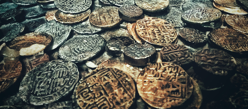 ancient coins gold