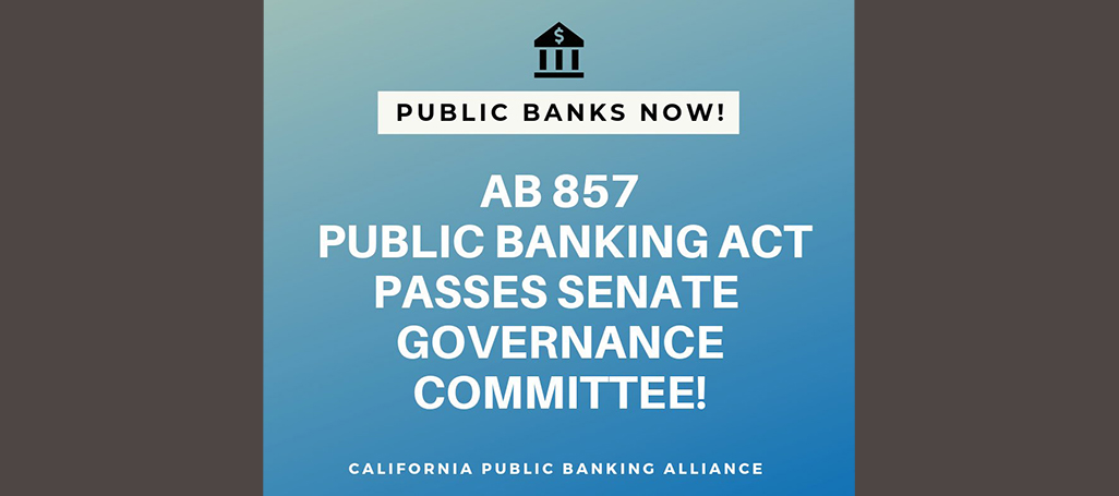 AB857 passes senate gov cmte