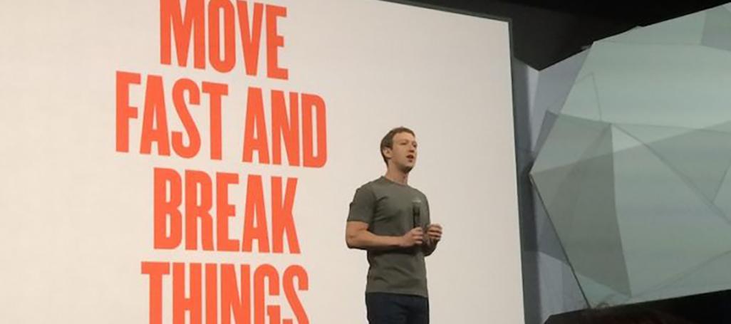 Mark Zuckerberg Photo by Mike Deeroski