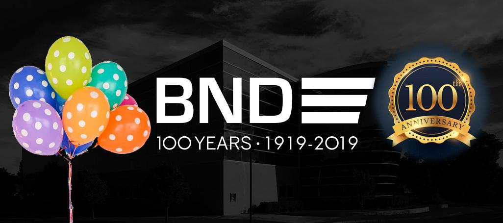 Bank of North Dakota 100th Anniversary