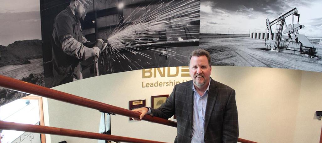 BND President Eric Hardmeyer