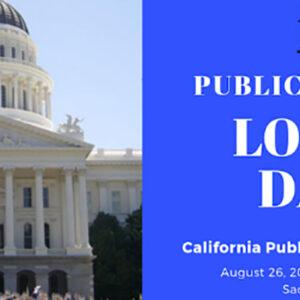 CPBA Lobby Day Aug 26 2019