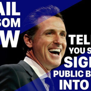 Newsom support