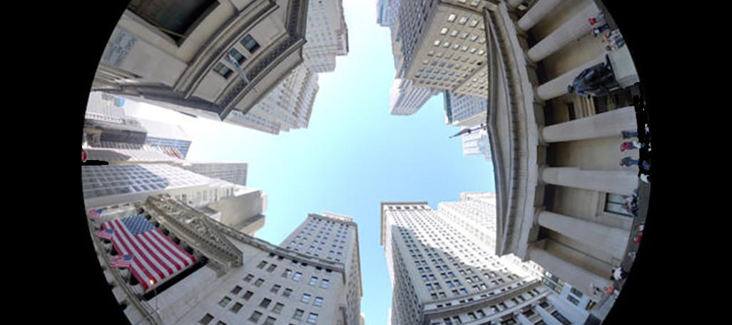Wall Street Martin St Amant