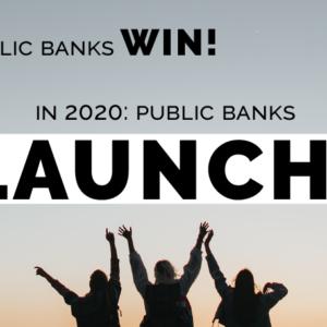 2020 public banks launch