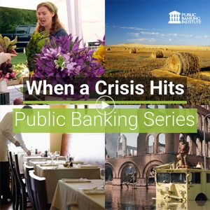 When a Crisis Hits