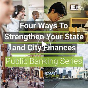 Strengthen State Finances