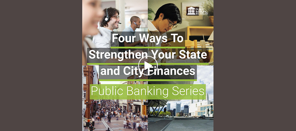 Strengthen State Finances