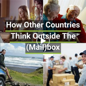 Think outside the mailbox