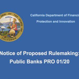 CA rule change