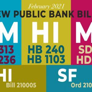 Five new bills