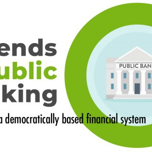 Friends of Public Banking donate page