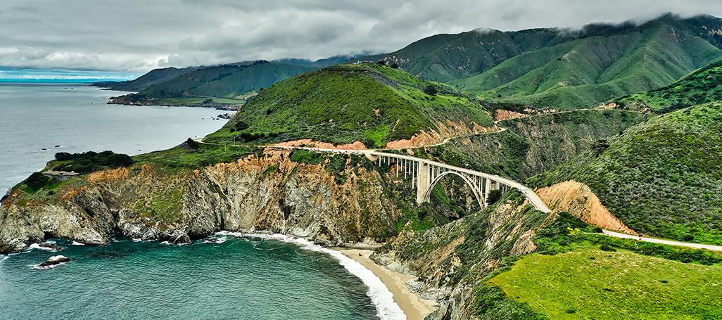 Monterey, CA by Cameron Venti