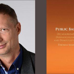 Thomas Marois book launch