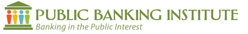 Public Banking Institute logo